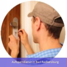 Aufsperrdienst-Schlosser in Bad Radkersburg