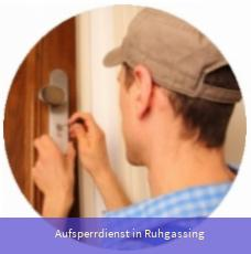 Aufsperrdienst-Schlosser in Ruhgassing