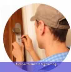 Aufsperrdienst-Schlosser in Sigharting